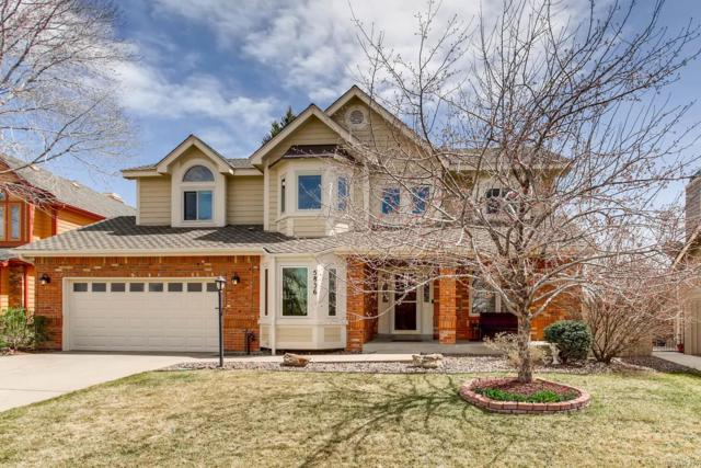 5836 S Danube Circle, Aurora, CO 80015 (#8197649) :: The Peak Properties Group
