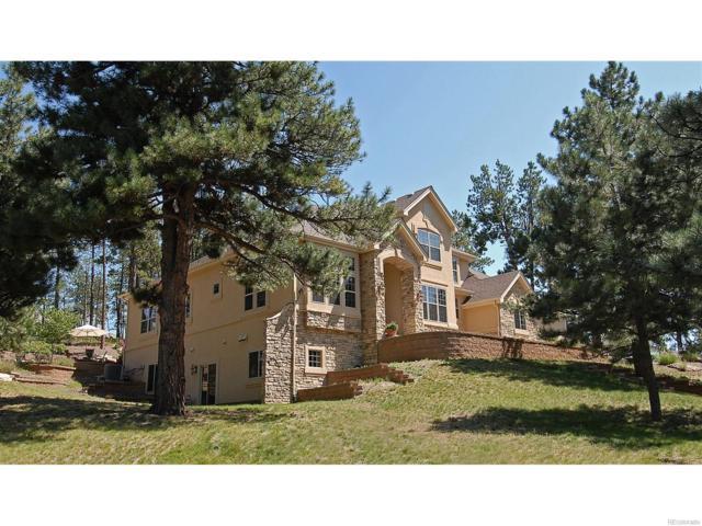 4975 Crow Drive, Larkspur, CO 80118 (MLS #8197661) :: 8z Real Estate
