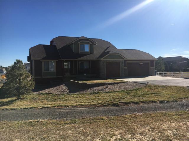 41368 Farmhouse Circle, Parker, CO 80138 (#8197898) :: The Peak Properties Group