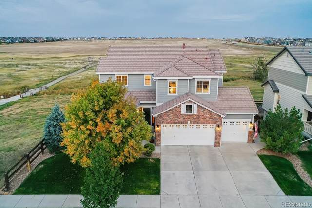 9680 Ouray Street, Commerce City, CO 80022 (#8198292) :: The Heyl Group at Keller Williams
