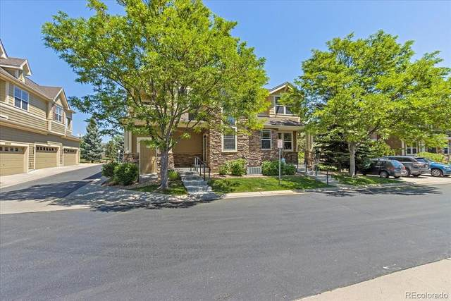14247 W 84th Circle C, Arvada, CO 80005 (#8198295) :: The DeGrood Team