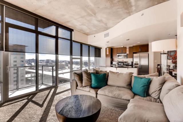 891 14th Street #1815, Denver, CO 80202 (MLS #8198422) :: 8z Real Estate