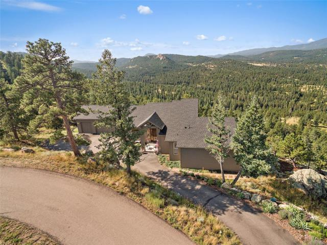 26427 Bell Park Drive, Evergreen, CO 80439 (#8198550) :: Structure CO Group