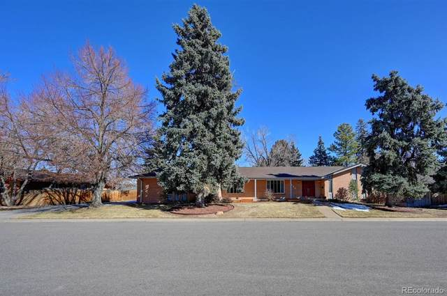 3666 S Jersey Street, Denver, CO 80237 (MLS #8198854) :: Kittle Real Estate