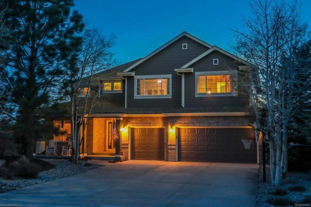 1890 Blue Sage Lane, Castle Rock, CO 80104 (#8199133) :: Colorado Team Real Estate