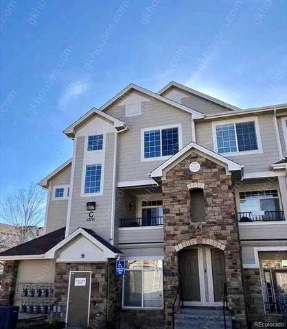 12711 Colorado Boulevard 313-C, Thornton, CO 80241 (#8199595) :: The Margolis Team
