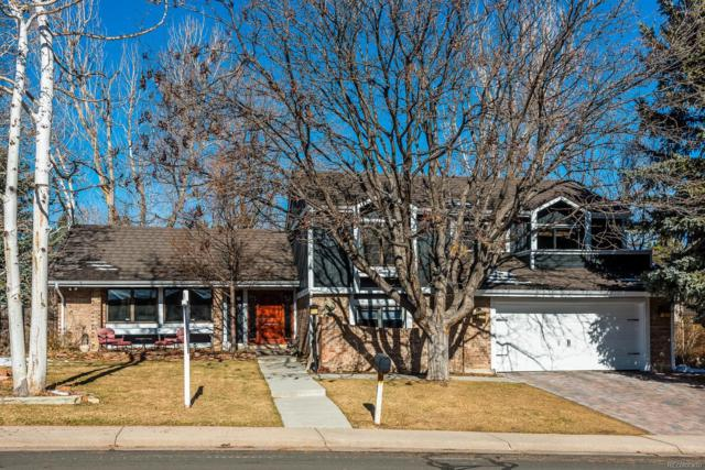 5579 S Hanover Way, Greenwood Village, CO 80111 (#8199969) :: Structure CO Group