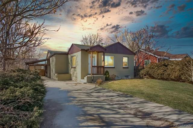 2071 S Fox Street, Denver, CO 80223 (#8200530) :: Realty ONE Group Five Star