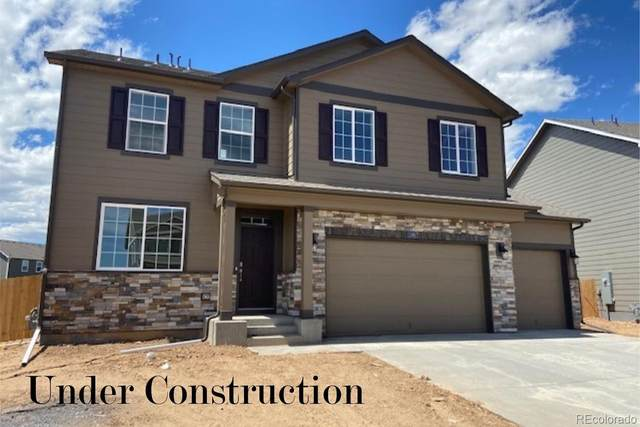 1596 Clarendon Drive, Windsor, CO 80550 (#8200569) :: The DeGrood Team