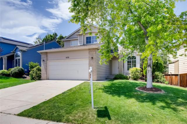 5175 Weeping Willow Circle, Highlands Ranch, CO 80130 (#8200677) :: The HomeSmiths Team - Keller Williams