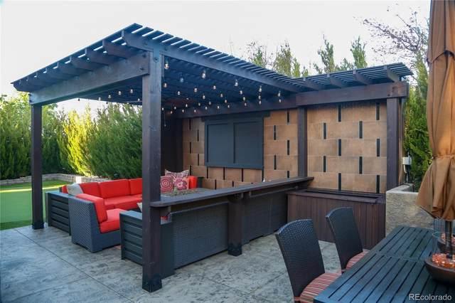 5226 S Haleyville Way, Aurora, CO 80016 (#8200780) :: Mile High Luxury Real Estate