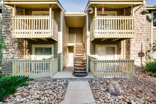 4400 S Quebec Street P207, Denver, CO 80237 (#8200988) :: The Healey Group