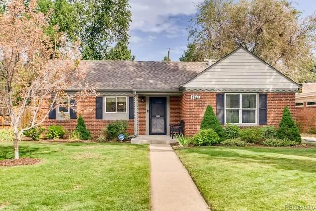 1740 Roslyn Street, Denver, CO 80220 (#8201520) :: Compass Colorado Realty