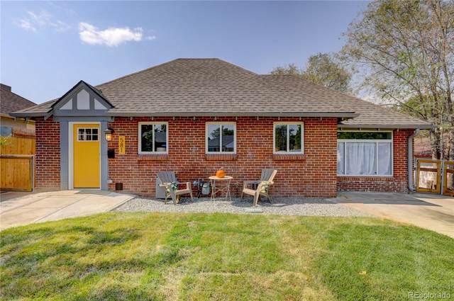 581 S Bryant Street, Denver, CO 80219 (MLS #8201565) :: 8z Real Estate