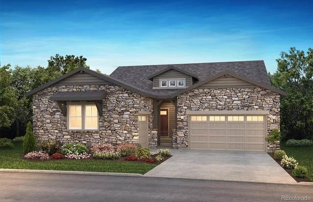 7133 Bellcove Trail, Castle Pines, CO 80108 (#8201657) :: The HomeSmiths Team - Keller Williams