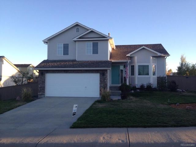 4898 Eckert Circle, Castle Rock, CO 80104 (#8201670) :: Harling Real Estate