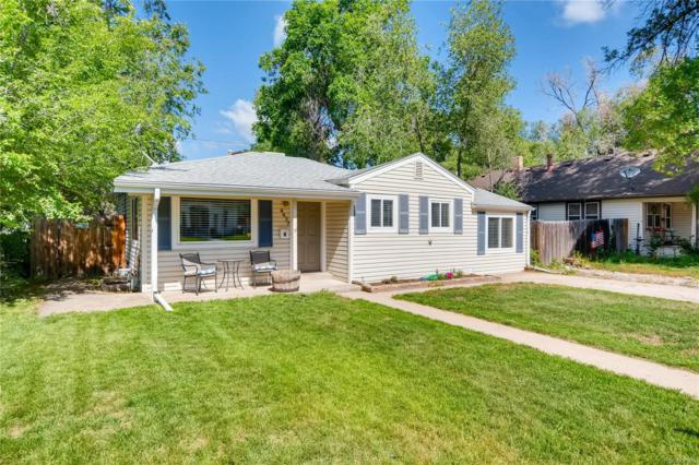 4437 S Lincoln Street, Englewood, CO 80113 (#8201854) :: The Heyl Group at Keller Williams