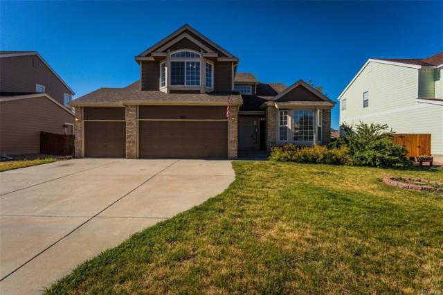 345 Sedona Drive, Colorado Springs, CO 80921 (MLS #8202324) :: 8z Real Estate