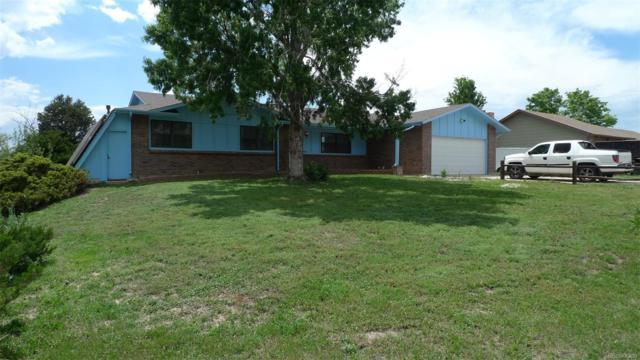 3585 N Allen Street, Castle Rock, CO 80108 (MLS #8202466) :: 8z Real Estate