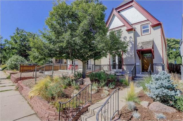 3143 W Denver Place, Denver, CO 80211 (MLS #8202579) :: 8z Real Estate