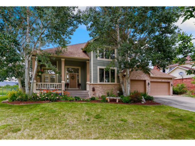 6711 Westwoods Circle, Arvada, CO 80007 (MLS #8202842) :: 8z Real Estate