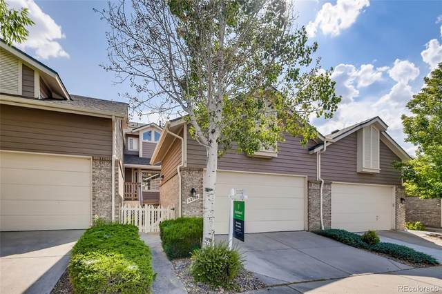 3270 W 114th Circle B, Westminster, CO 80031 (#8202959) :: Finch & Gable Real Estate Co.
