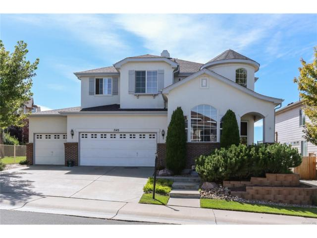 7143 S Tibet Way, Aurora, CO 80016 (#8203042) :: The Sold By Simmons Team