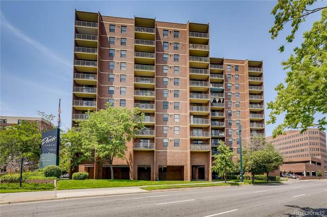 1301 Speer Boulevard #1107, Denver, CO 80204 (#8203401) :: Wisdom Real Estate