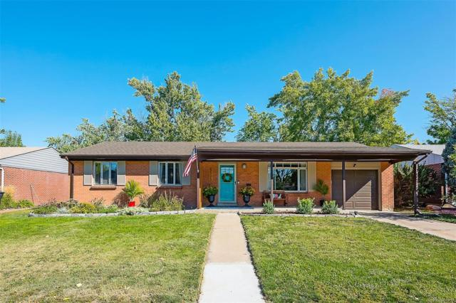5505 E Exposition Avenue, Denver, CO 80246 (#8203404) :: The Galo Garrido Group