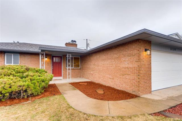 6120 Wright Street, Arvada, CO 80004 (#8203577) :: The Peak Properties Group