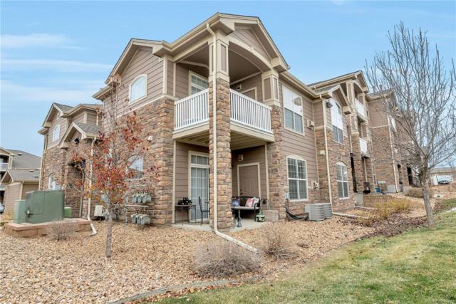 7440 S Blackhawk Street #10107, Englewood, CO 80112 (#8203925) :: Venterra Real Estate LLC