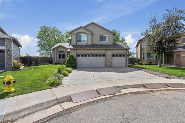 12830 W 55th Place, Arvada, CO 80002 (#8203999) :: 5281 Exclusive Homes Realty