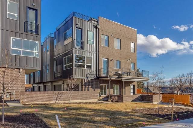 1286 Stuart Street, Denver, CO 80204 (MLS #8204070) :: Colorado Real Estate : The Space Agency