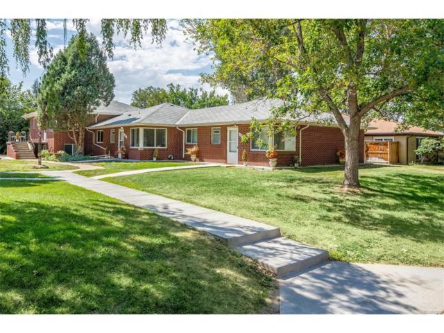 1831 S Monroe Street, Denver, CO 80210 (MLS #8204309) :: 8z Real Estate