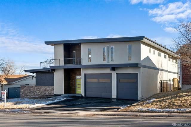 4000 W Latonka Road, Littleton, CO 80123 (MLS #8204703) :: Kittle Real Estate