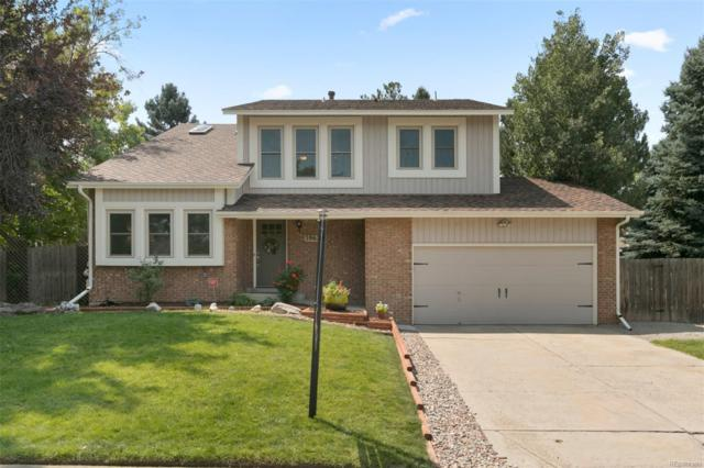 5962 W Pacific Circle, Lakewood, CO 80227 (#8204899) :: The Peak Properties Group