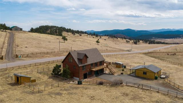 30810 Robinson Hill Road, Golden, CO 80403 (#8205060) :: The Peak Properties Group