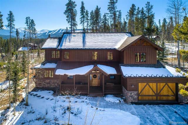 17 Alpine Lane, Winter Park, CO 80482 (#8205142) :: Briggs American Properties