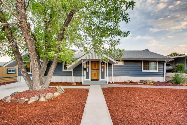 340 Del Norte Street, Denver, CO 80221 (MLS #8205290) :: Kittle Real Estate