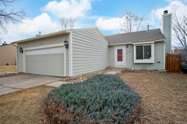 19052 E Mansfield Drive, Aurora, CO 80013 (MLS #8205758) :: 8z Real Estate