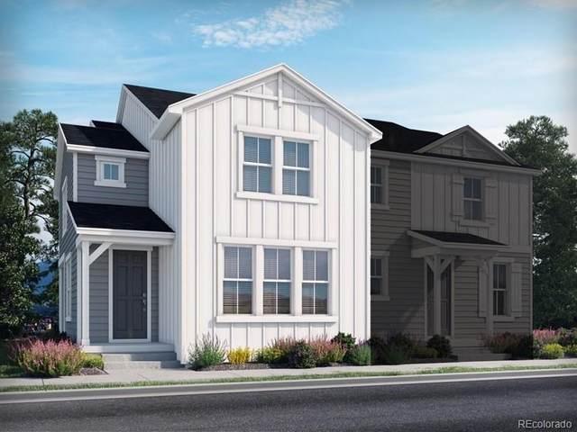 4607 S Kipling Circle, Denver, CO 80127 (#8205953) :: Venterra Real Estate LLC