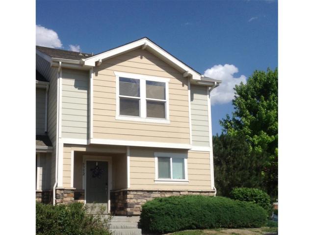 5752 Ceylon Street #5752, Denver, CO 80249 (#8206027) :: The Peak Properties Group