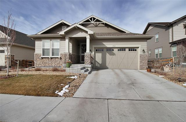 7783 S Elk Street, Aurora, CO 80016 (#8206153) :: James Crocker Team