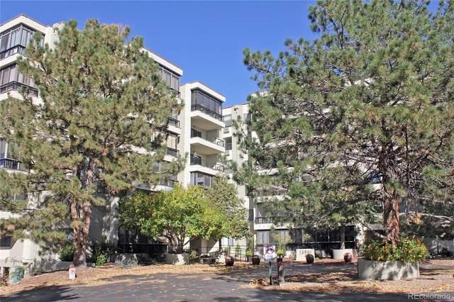 13961 E Marina Drive #305, Aurora, CO 80014 (#8206306) :: The Griffith Home Team