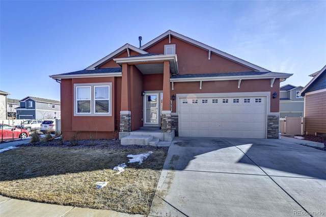 1367 Celtic Street, Colorado Springs, CO 80910 (#8206438) :: The Scott Futa Home Team