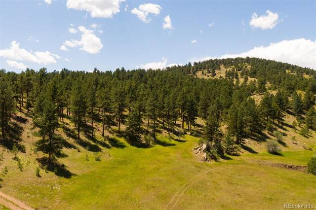 Lot 3 Legacy Ranch, Evergreen, CO 80439 (MLS #8206767) :: 8z Real Estate