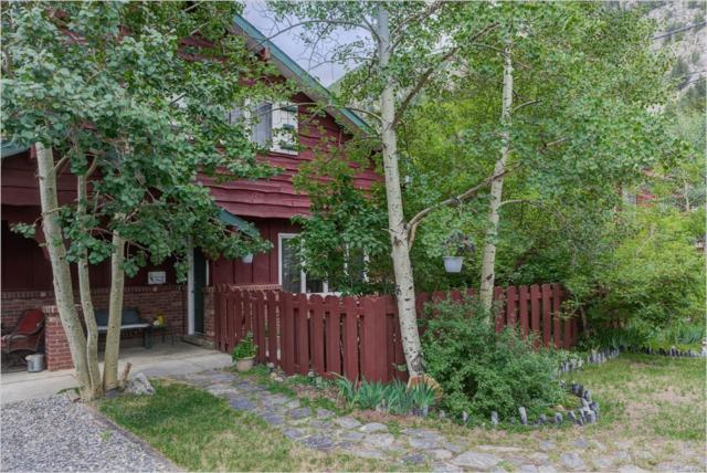 1404 Rose Street, Georgetown, CO 80444 (#8206885) :: The Healey Group