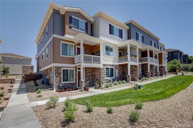 811 E 98th Avenue #505, Thornton, CO 80229 (MLS #8207097) :: Find Colorado