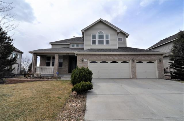 6675 S Ouray Street, Aurora, CO 80016 (#8207530) :: Compass Colorado Realty