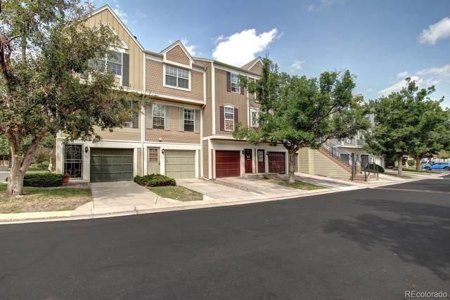 1699 S Trenton Street #149, Denver, CO 80231 (#8208194) :: The Harling Team @ Homesmart Realty Group